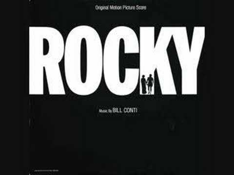 Bill Conti - Alone In The Ring (Rocky)