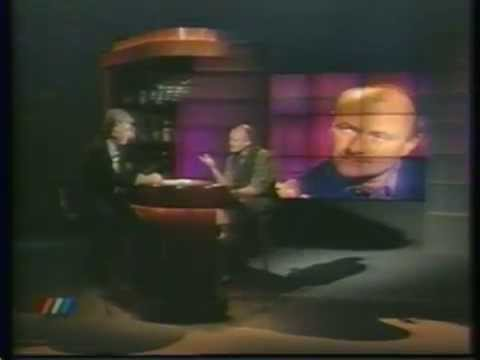 Phil Collins - Interview On Chile TV (Part 1) (Spanish)
