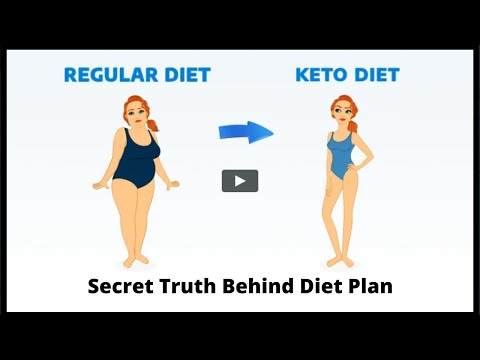 diet plan –  secret truth behind the low carb diet plan