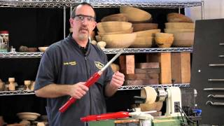 Choosing Your Turning Tool Size From Easy Wood Tools At Woodcraft