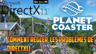 Comment regler les problèmes de DirectX11 pour pour des jeux Steams