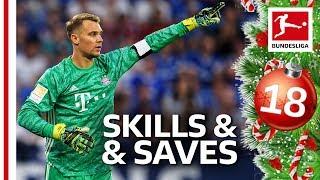 Manuel Neuer - Magical Skills & Saves - Bundesliga 2019 Advent Calendar 18