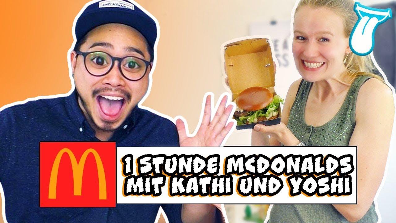 MCDONALDS TEST MIT KATHI   Ultimative Fast Food Unboxing Compilation mit Yoshi und Kathi!