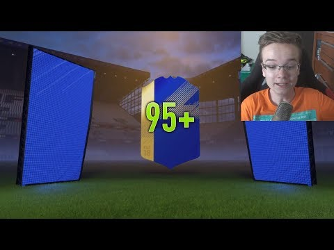 OMG 95+ TOTS IN A PACK!!! 😱 BUNDESLIGA TOTS PACK OPENING - FIFA 18 ULTIMATE TEAM