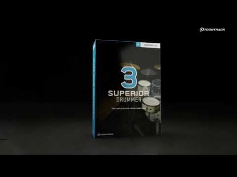 Superior Drummer 3: Available now