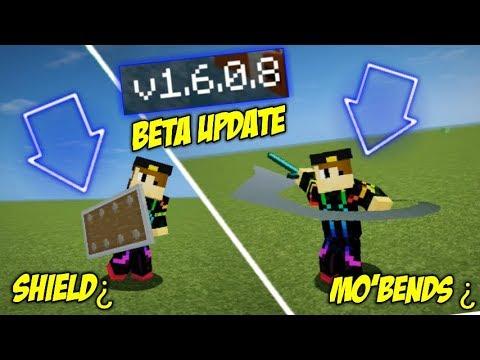 UPDATE MCPE V1.6.0.8 TERBARU! SHIELD & MO'BENDS INFO TERKINI !!