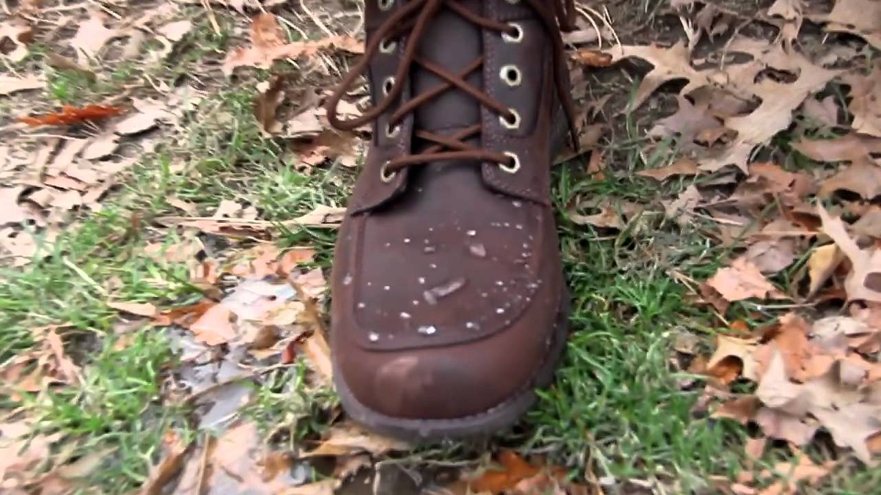 dea9bc53de1 Gore-Tex Boots Review - Do They Really Keep Your Feet Dry  - YouTube
