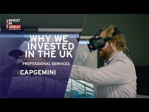 Invest in GREAT Britain & Northern Ireland - Capgemini