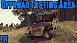 Car Mechanic Simulator 2018 - Offroad Testing Area