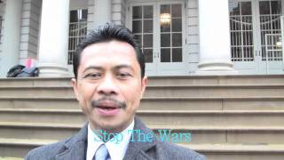 April 9th Rally - Imam Shamsi Ali - Promo Video