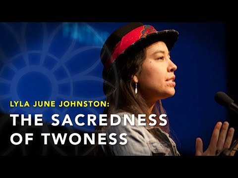 Lyla June Johnston | ONE, NOT TWO: SACRED WHOLENESS | 2018 Festival of Faiths