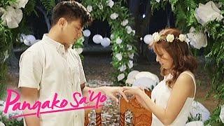 Pangako Sa'Yo: Angelo and Yna's Wedding