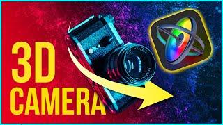 Apple Motion 3D Camera Techniques
