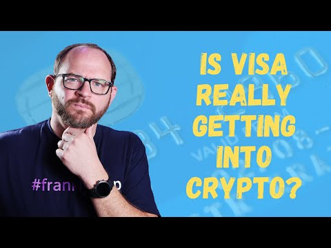 Is #Visa REALLY getting into crypto? What this could mean for the FUTURE of #cryptocurrency!
