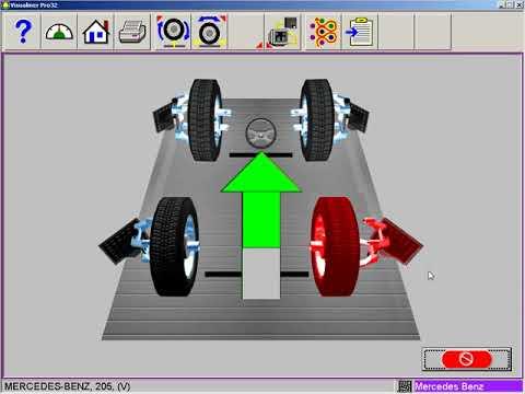 John Bean Alignment Wheel