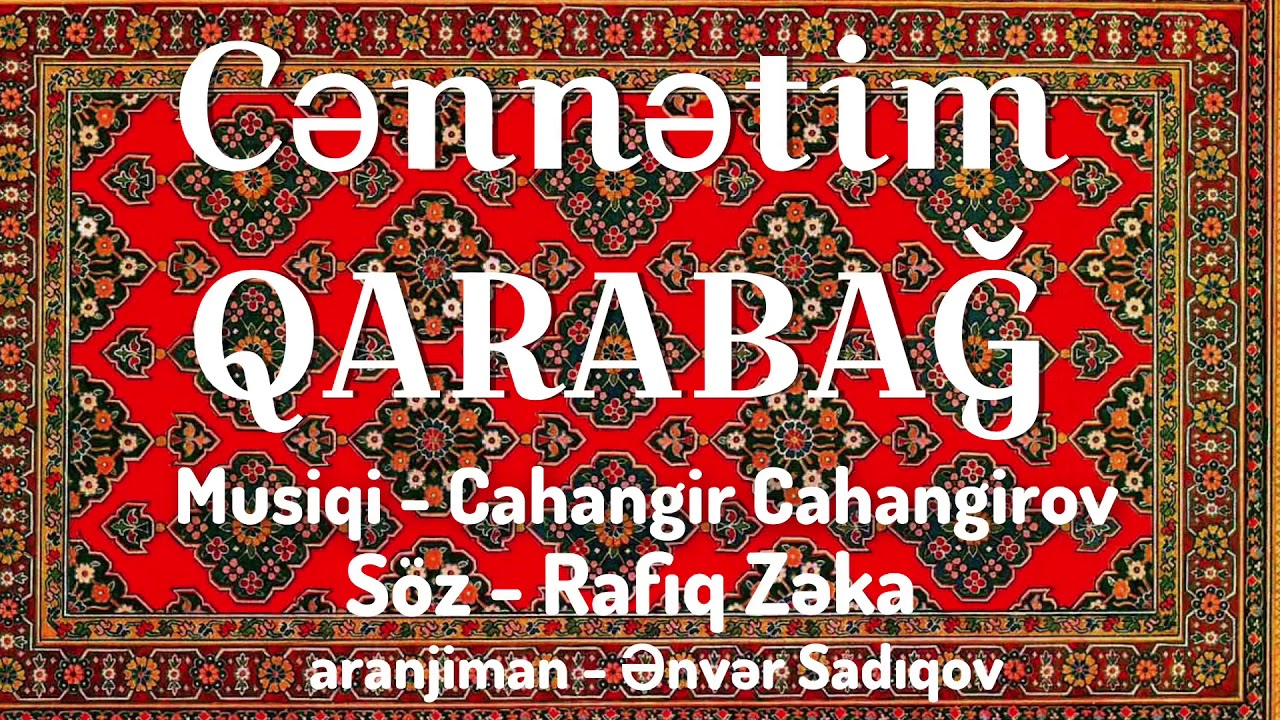 Cahangir Cahangirovun 'Xanəndənin taleyi' operasından Akif İslamzadənin ifası