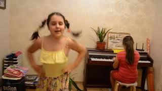 Танец полька для детей