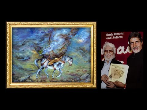 MF Hussain Paintings worth CRORES