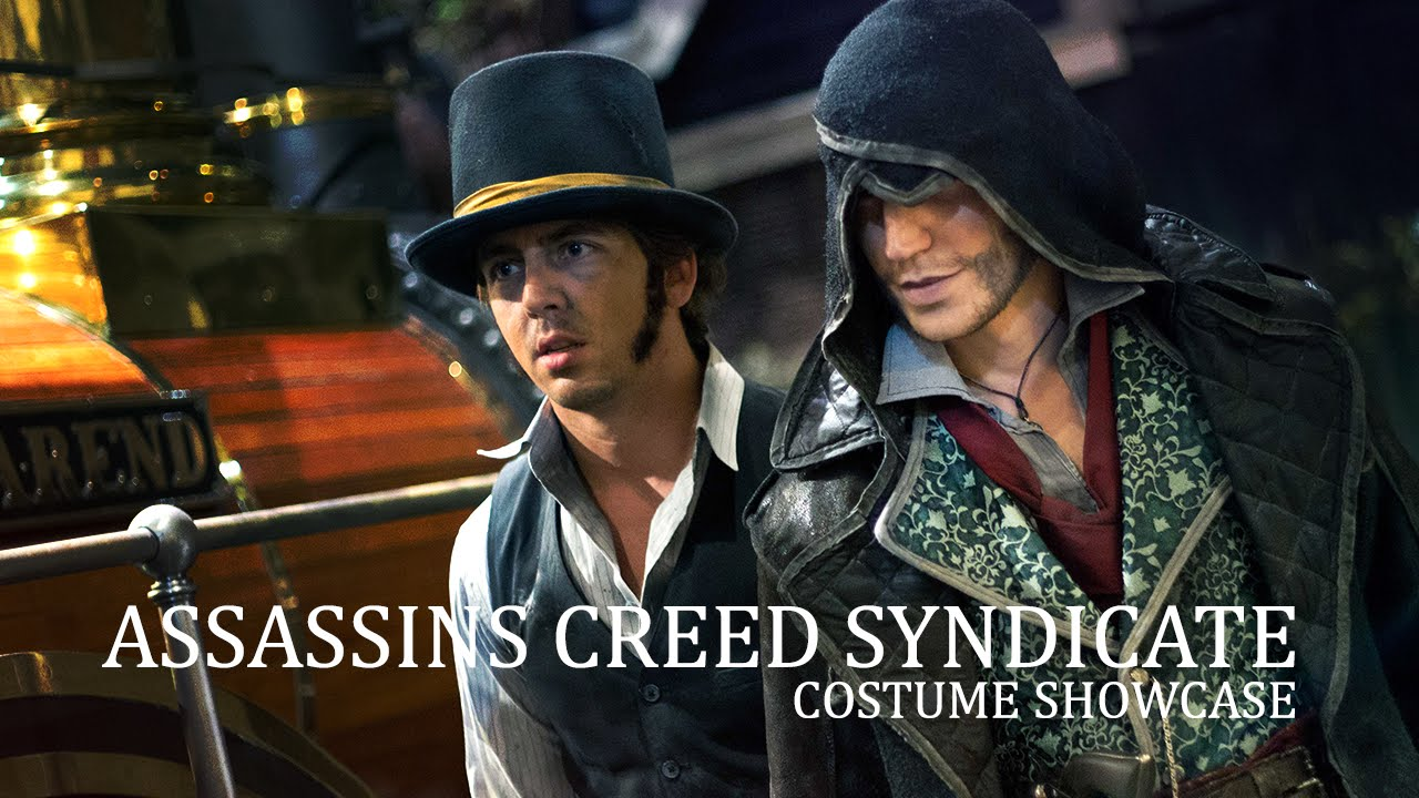 Assassin S Creed Syndicate Costume Showcase Jacob Frye Youtube