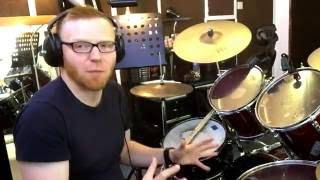 How To Play Fast Hi-Hat in Drum Grooves (Moeller Technique)