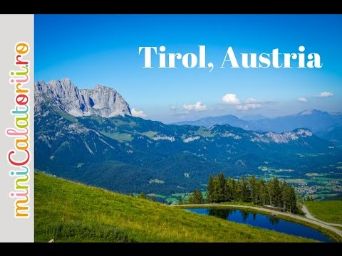 Weekend prelungit cu copiii in Tirol, Austria
