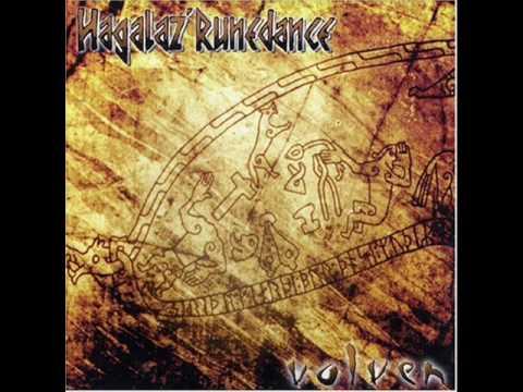 Клип Hagalaz' Runedance - Dreaming Wild White Horses