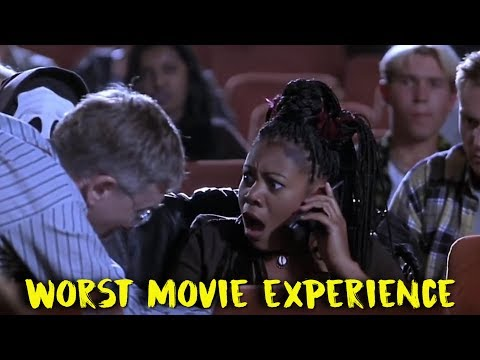 Your Worst Movie Theater Experience