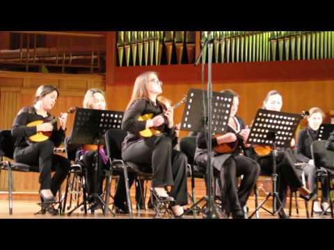 МУЗЫКАЛЬНАЯ картинка-оркестр народных инструментов.
