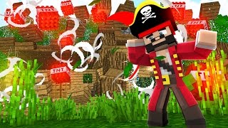 MINECRAFT TNT DUPLICATION TROLL! (minecraft trolling and griefing)