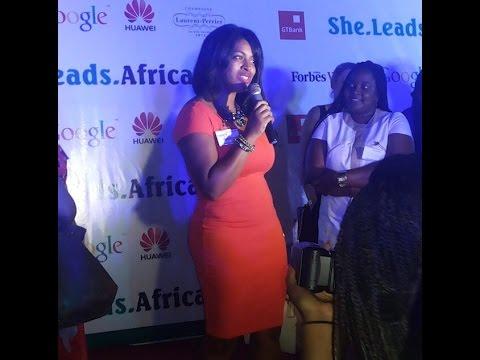 """#newrulesafrica - Pan African Entrepreneurship """"She Leads Africa"""""""