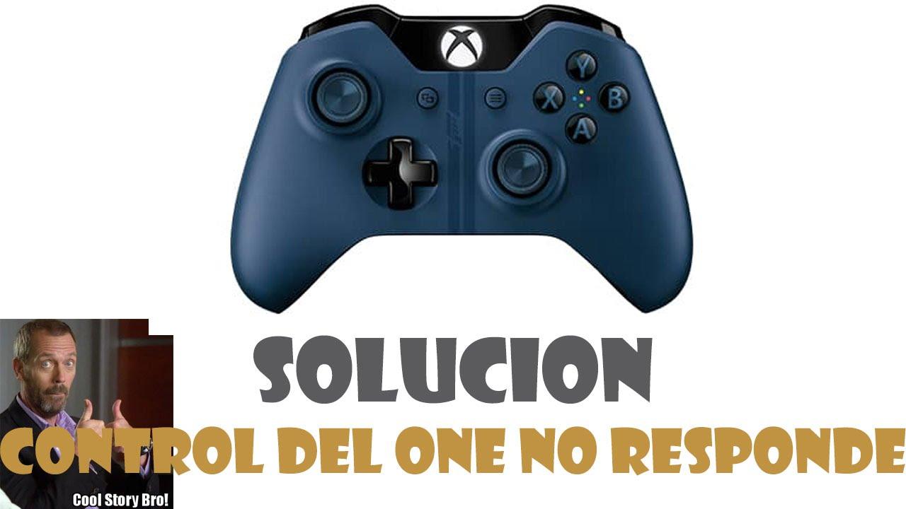 Solucion el Control del Xbox One No Responde - YouTube