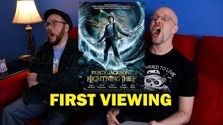 Percy Jackson And The Lightning Thief - First Viewing