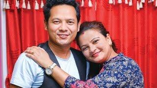 मन थामेर हेर्नुस बद्री पंगेनी र कल्पना भट्टराईको लभ स्टोरी - Badri & Kalpana Bhattrai Love Story