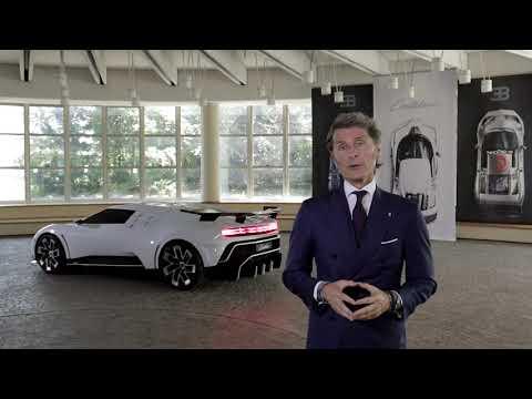 Bugatti - Stephan Winkelmann Interview