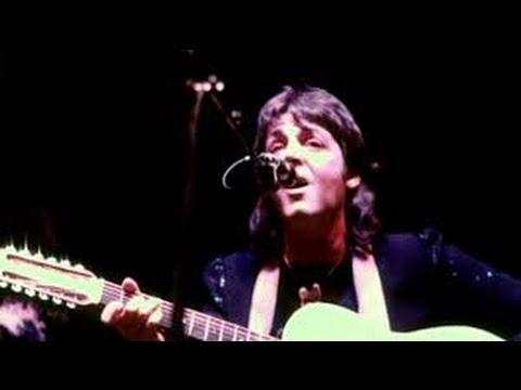 (Karaoke) Bluebird by Paul McCartney