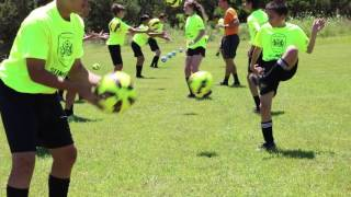 Manchester School of Soccer Summer Camp
