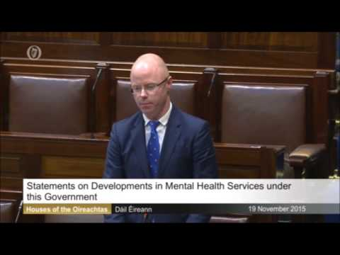 Mental Health Services in Ireland Need Serious Investment and Upgrading