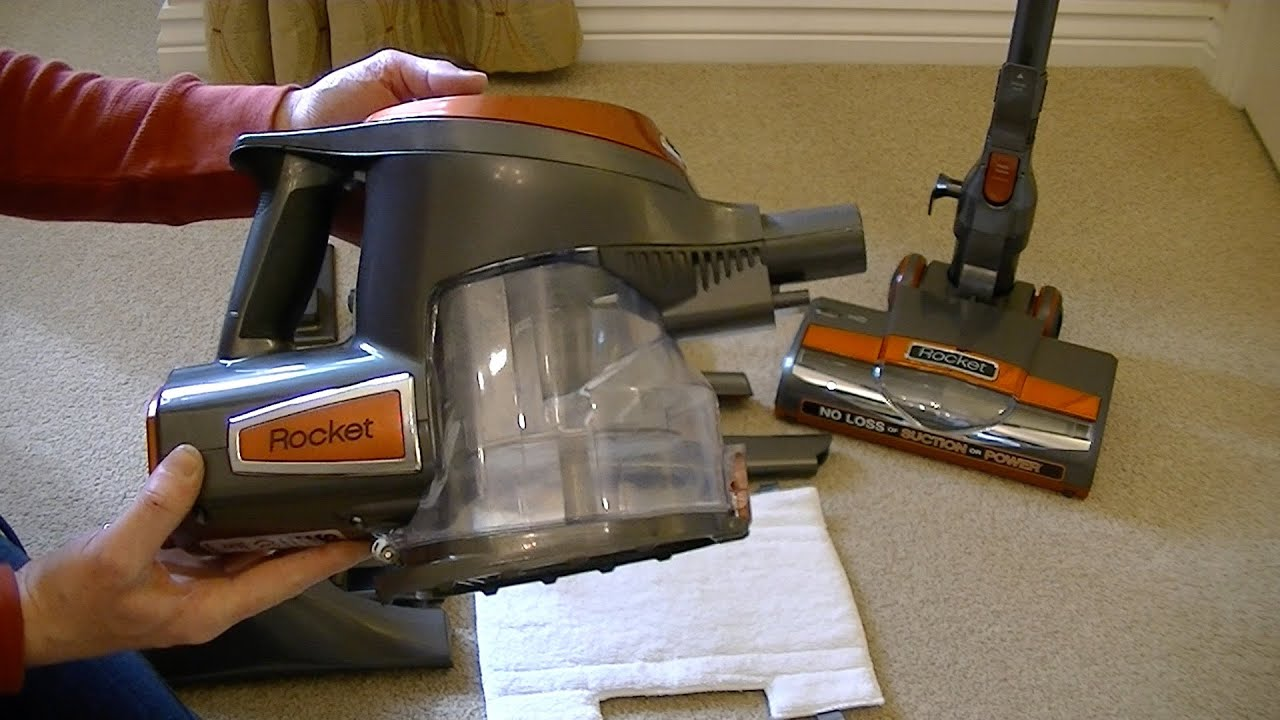 Shark Rocket Lightweight Hand Held Vacuum Cleaner Unboxing