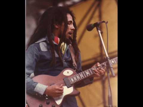 Bob Marley - Natty dread - live at Deeside Leisure Centre 1980