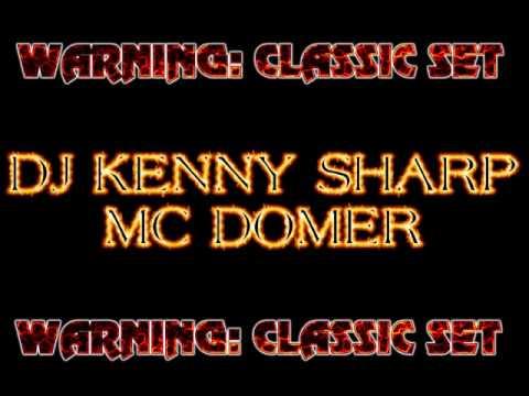 CLASSIC SET - DJ KENNY SHARP MC DOMER IMPACT - YouTube