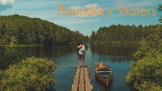 Amazing Boundary Waters Canoe Trip