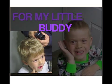 Learn How To Cut Your Kids Hair High And Tight With Hair Clipper And