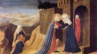 The Rosary with Scripture: Joyful Mysteries (Mondays & Saturdays)