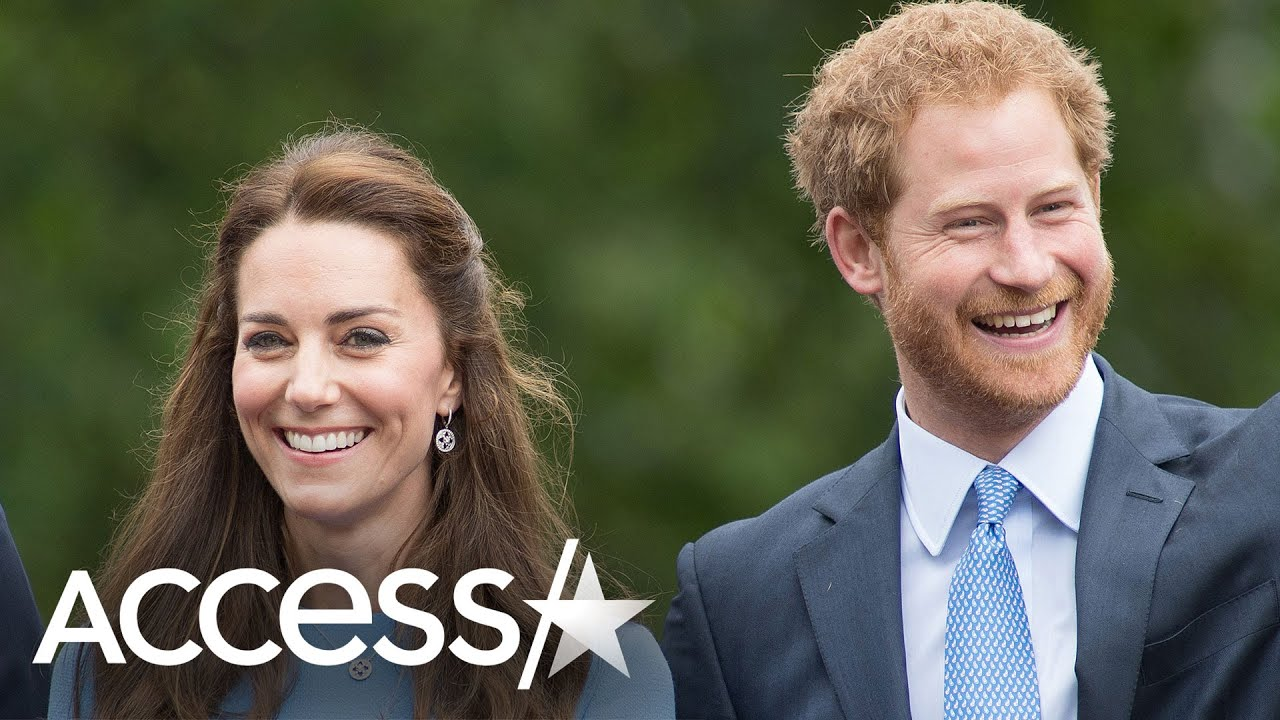 Prince Harry's Sweet Nickname For Kate Middleton Has Been Revealed