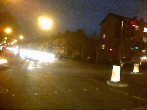 Three RLJ Drivers Romford Road Katherine Road