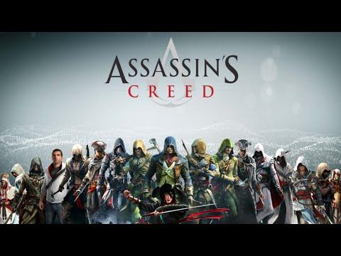 Все литералы Assassin's Creed от Зактомска 2! (HD)