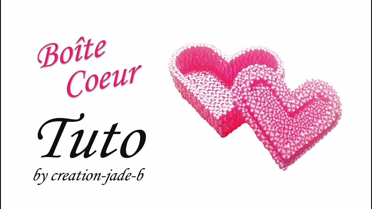 Tuto perles repasser hama bo te c ur saint valentin - Fabriquer cadeau saint valentin ...
