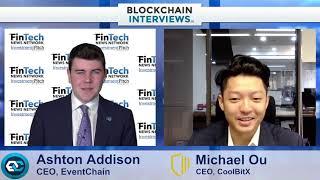 Blockchain Interviews - Michael Ou CEO of CoolBitX, CoolWalletS