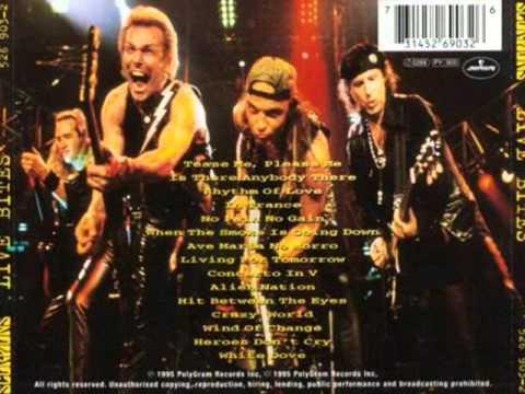 Scorpions - In Trance (HQ Audio)
