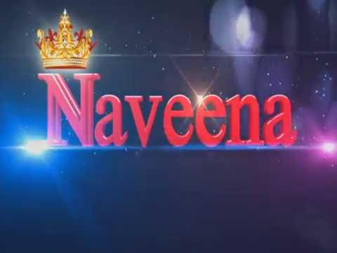 Naveena ( The Ultimate Channel ) Logo Launch